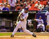 Ρότζερ Cedeno, New York Mets Στοκ Φωτογραφίες