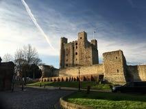 Ρότσεστερ Castle Στοκ Φωτογραφίες