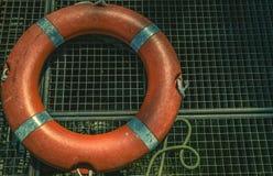 Ρόδα διάσωσης Στοκ εικόνα με δικαίωμα ελεύθερης χρήσης