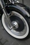 Ρόδα και σειρά μοτοσικλετών στοκ φωτογραφίες με δικαίωμα ελεύθερης χρήσης