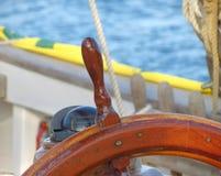 ρόδα προβάτων Στοκ φωτογραφία με δικαίωμα ελεύθερης χρήσης