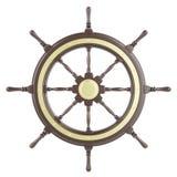 Ρόδα σκαφών απεικόνισης Στοκ φωτογραφία με δικαίωμα ελεύθερης χρήσης