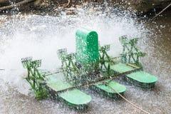 Ρόδα στροβίλων συσκευών εμπλουτισμού σε διοξείδιο του άνθρακα Στοκ φωτογραφία με δικαίωμα ελεύθερης χρήσης
