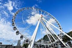 Ρόδα Ferris του Μπρίσμπαν Στοκ Φωτογραφίες