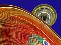 ρόδα ferris Στοκ φωτογραφία με δικαίωμα ελεύθερης χρήσης