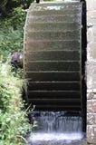 Ρόδα Watermill Στοκ εικόνα με δικαίωμα ελεύθερης χρήσης