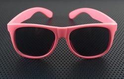 ρόδινα γυαλιά ηλίου Στοκ εικόνα με δικαίωμα ελεύθερης χρήσης