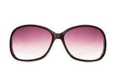 Ρόδινα θηλυκά γυαλιά ηλίου Στοκ φωτογραφία με δικαίωμα ελεύθερης χρήσης