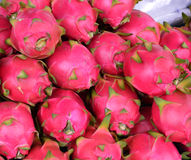 Ρόδινα φρούτα δράκων Στοκ φωτογραφίες με δικαίωμα ελεύθερης χρήσης
