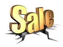 ρόδινη πώληση κίτρινη διανυσματική απεικόνιση