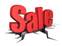 ρόδινη πώληση κίτρινη ελεύθερη απεικόνιση δικαιώματος
