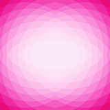 Ρόδινο αφηρημένο γεωμετρικό υπόβαθρο μωσαϊκών τριγώνων, χαμηλό πολυ ύφος Στοκ φωτογραφία με δικαίωμα ελεύθερης χρήσης