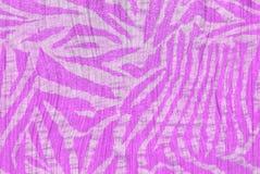 Ρόδινο ζέβες υπόβαθρο Στοκ φωτογραφία με δικαίωμα ελεύθερης χρήσης