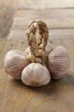 Ρόδινο ιταλικό σκόρδο στοκ φωτογραφίες με δικαίωμα ελεύθερης χρήσης