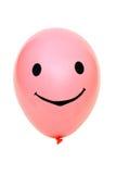Μπαλόνι με τα μάτια και το στόμα Στοκ εικόνα με δικαίωμα ελεύθερης χρήσης