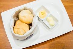 Ρόλοι γευμάτων Στοκ φωτογραφία με δικαίωμα ελεύθερης χρήσης