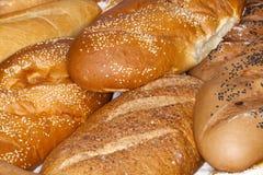 ρόλοι γευμάτων Στοκ εικόνα με δικαίωμα ελεύθερης χρήσης