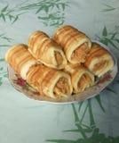 Ρόλοι ψωμιού Rousong Στοκ φωτογραφία με δικαίωμα ελεύθερης χρήσης