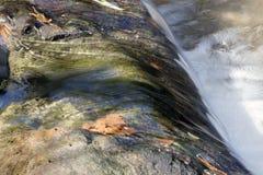 Ρόλος νερού με τον αφρό νερού Στοκ Εικόνα