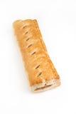 Ρόλος λουκάνικων χοιρινού κρέατος στοκ εικόνα με δικαίωμα ελεύθερης χρήσης