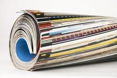 Ρόλος περιοδικών στοκ εικόνα