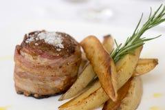 Ρόλος του κρέατος Στοκ φωτογραφίες με δικαίωμα ελεύθερης χρήσης
