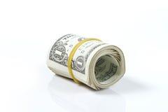 Ρόλος των χρημάτων Στοκ Εικόνες
