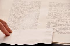 Ρόλος Torah Στοκ Εικόνες