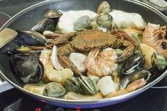 Ρύζι θαλασσινών Στοκ φωτογραφίες με δικαίωμα ελεύθερης χρήσης