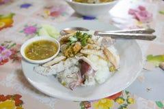 Ρύζι θαλασσινών Στοκ Εικόνα