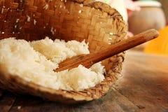 ρύζι κολλώδες Στοκ φωτογραφίες με δικαίωμα ελεύθερης χρήσης