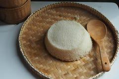 ρύζι κολλώδες Στοκ Φωτογραφίες