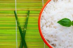 ρύζι κύπελλων Στοκ εικόνα με δικαίωμα ελεύθερης χρήσης
