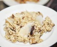 ρύζι μανιταριών Στοκ φωτογραφία με δικαίωμα ελεύθερης χρήσης