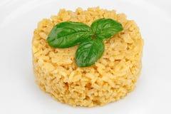 Ρύζι με τα καρυκεύματα και τα χορτάρια Στοκ εικόνα με δικαίωμα ελεύθερης χρήσης