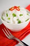 ρύζι πιάτων Στοκ εικόνα με δικαίωμα ελεύθερης χρήσης