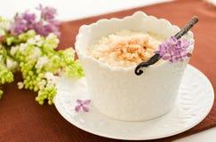 ρύζι πουτίγκας στοκ φωτογραφία με δικαίωμα ελεύθερης χρήσης