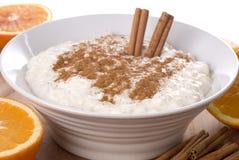 ρύζι πουτίγκας Στοκ εικόνα με δικαίωμα ελεύθερης χρήσης