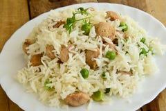Ρύζι σογιών Στοκ Φωτογραφία