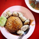 Ρύζι Ταϊλανδός Στοκ εικόνες με δικαίωμα ελεύθερης χρήσης