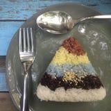 5 ρύζι χρώματος στοκ εικόνες
