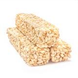 Ρύζι crispies Στοκ φωτογραφία με δικαίωμα ελεύθερης χρήσης