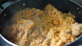 Ρύζι Jollof στοκ εικόνες με δικαίωμα ελεύθερης χρήσης