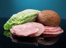 ρύθμισης τρόφιμα που τεμα&chi στοκ φωτογραφίες
