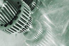 Ρύθμιση εργαλείων και βαραίνω τιτανίου Στοκ εικόνα με δικαίωμα ελεύθερης χρήσης