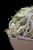 ρύθμιση λουλουδιών Στοκ φωτογραφία με δικαίωμα ελεύθερης χρήσης