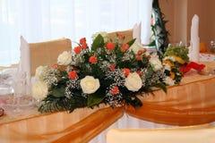 ρύθμιση floral στοκ εικόνες με δικαίωμα ελεύθερης χρήσης