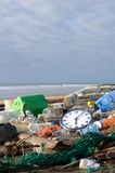 Ρύπανση: είναι χρόνος ξυπνήστε! Στοκ Φωτογραφίες