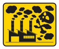 ρύπανση εικονιδίων ελεύθερη απεικόνιση δικαιώματος