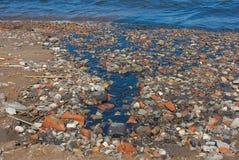 ρύπανση Στοκ Φωτογραφίες